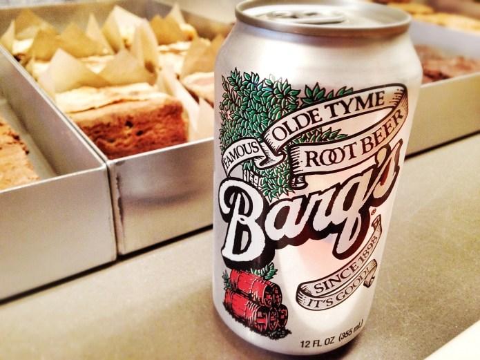 Chiswickish Blog - Foodie Reviews - Outsider Tart - Root Beer