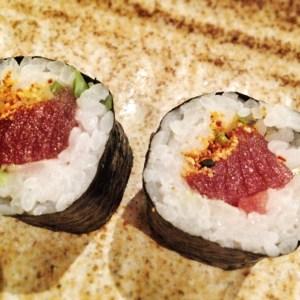 Chiswickish Blog Tosa Hammersmith - Spicy Maki