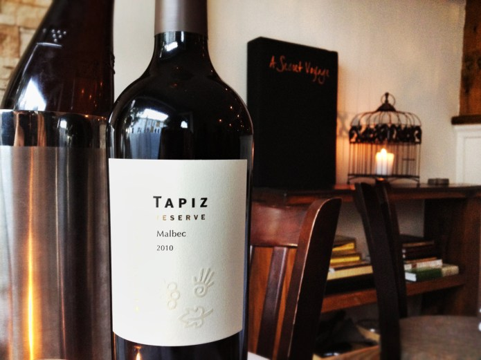 Chiswickish blog - the popular Malbec served at Quantus Chiswick