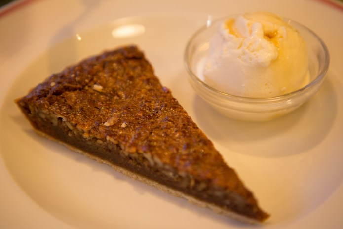 £5.95 - Pecan Pie with Rye Whiskey Ice Cream