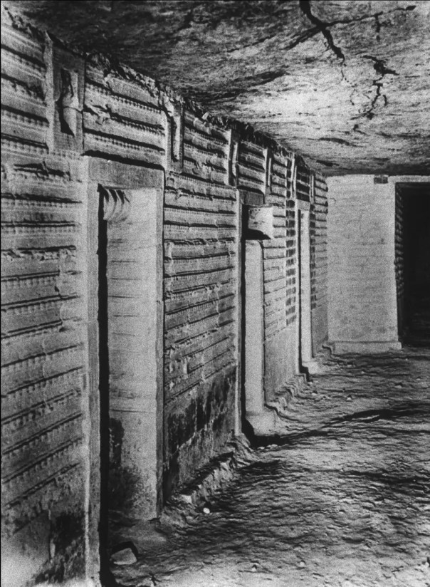 Photos of Ancient Egyptian Monuments More Than 100 Years Ago (8)