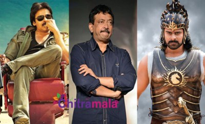 Prabhas vs Pawan Kalyan - Fans Come With Tapes Says RGV