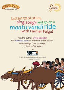 Farmer Falgu Launch Poster 2