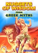 Nuggets of Wisdom from the Greek Myths, Asiapac Books
