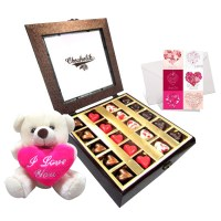 Choco-Expression-With-Lovely-Teddy