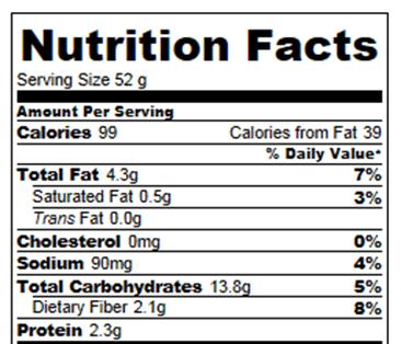 twinkies calories