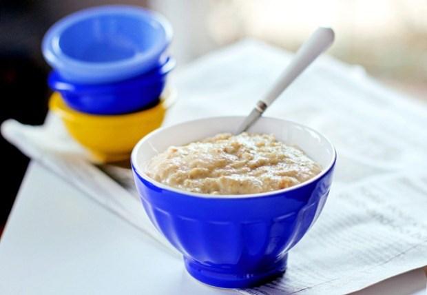 peanut butter oats