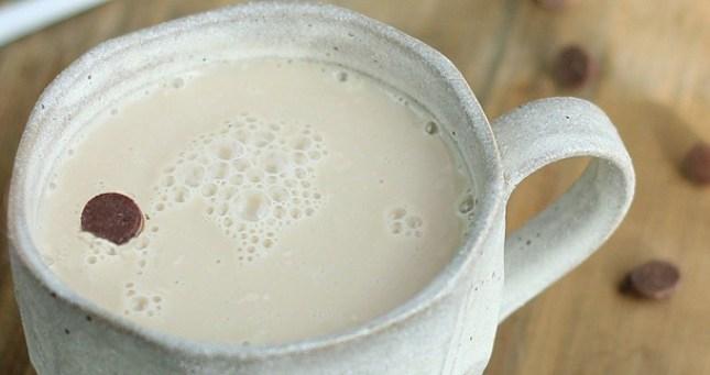 cookie dough latte