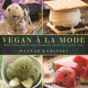vegan a la mode