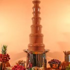 Big Chocolate Fountain
