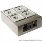 CP25 6kgs Chocolate Melter