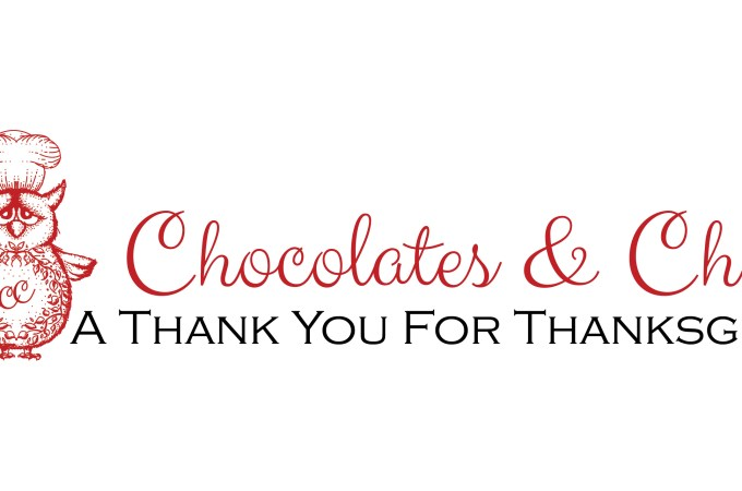 Thanksgiving, Thank You, Comment, Thank you comment, Chocolates & Chai,
