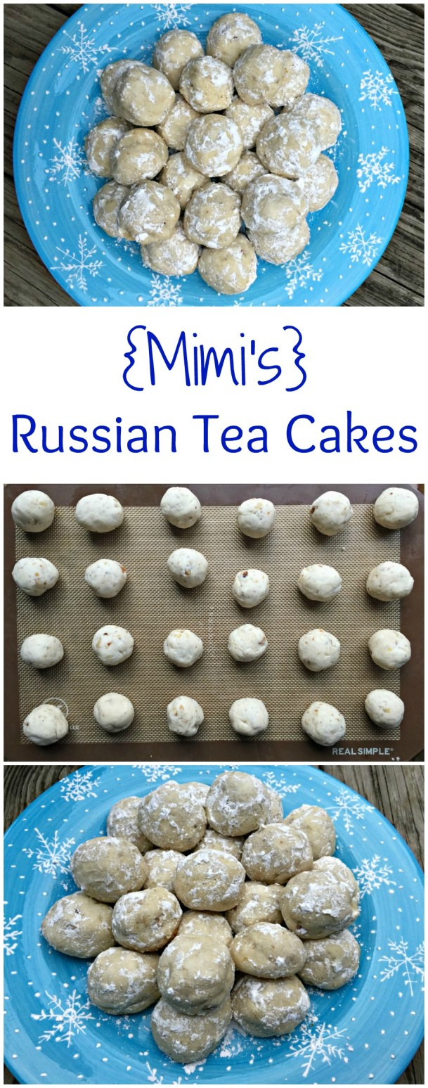 This Russian Tea Cakes post first appeared on Chocolate Slopes .