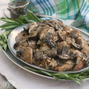 Turkey-Tenderloins-with-Mushroom-Shallot-Tarragon-Gravy-All-Roads-Lead-to-the-Kitchen