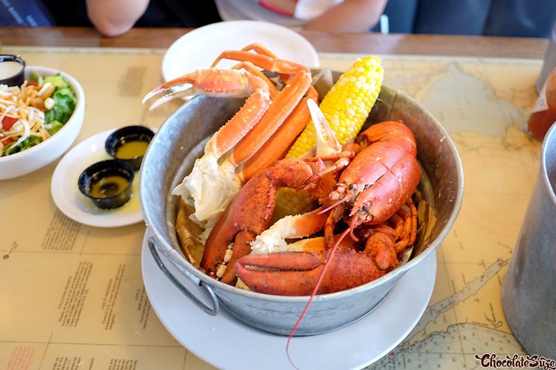 Joe's Crab Shack, San Francisco