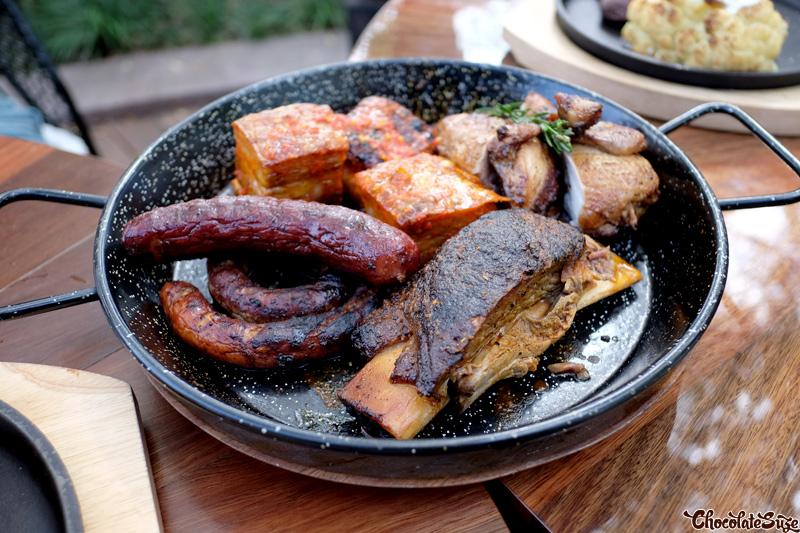 Gathering Feast, Hunter & Barrel, Sydney