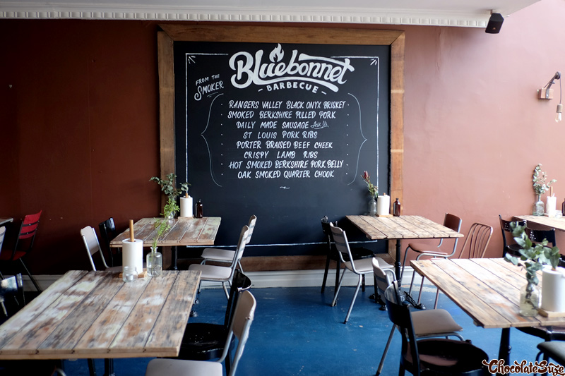Bluebonnet Barbecue, North Fitzroy