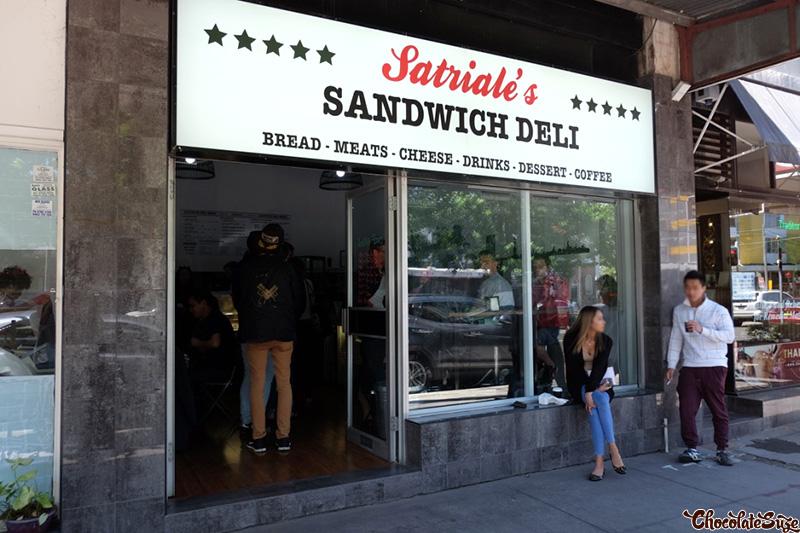 Satriale's Sandwich Deli, Kensington