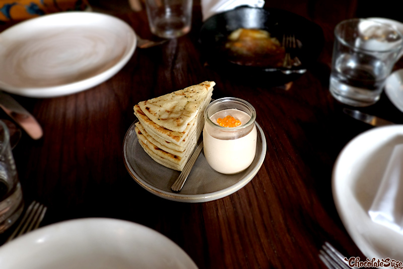 Taramasalata Dip at The Apollo, Potts Point