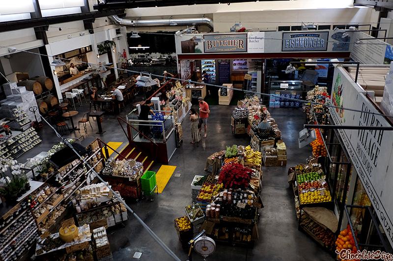 Produce Merchants, Waterloo
