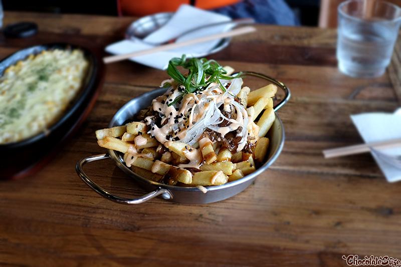Gogi Fries at Flying Tong, Newtown