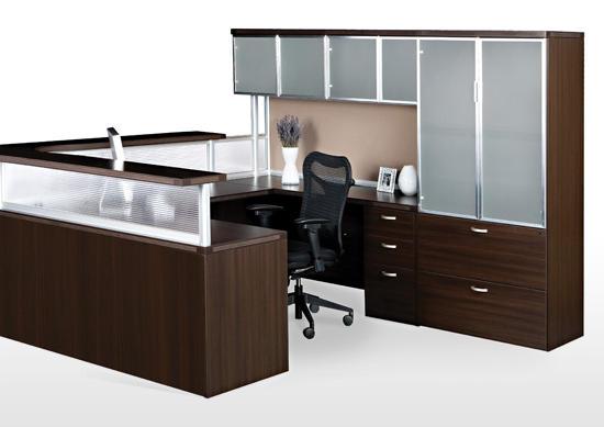 Outlines Desk Mounted Partition System