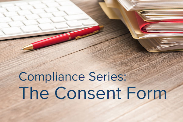 The Consent Form Background Screening Compliance Series