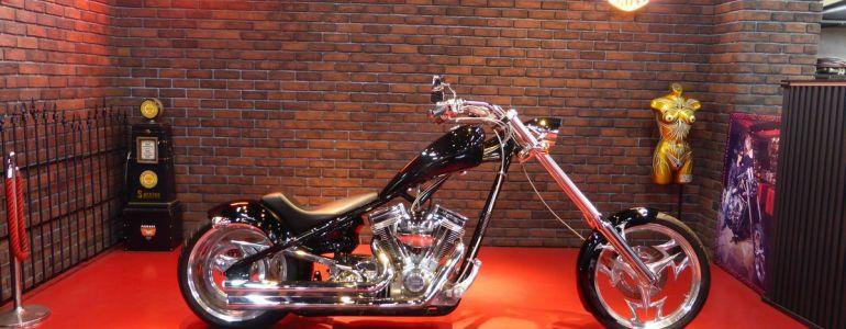 2005 BigDog Ridgback 300ワイドコンプリート美車