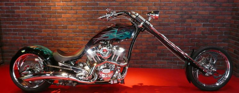 BBC Athena Chopper