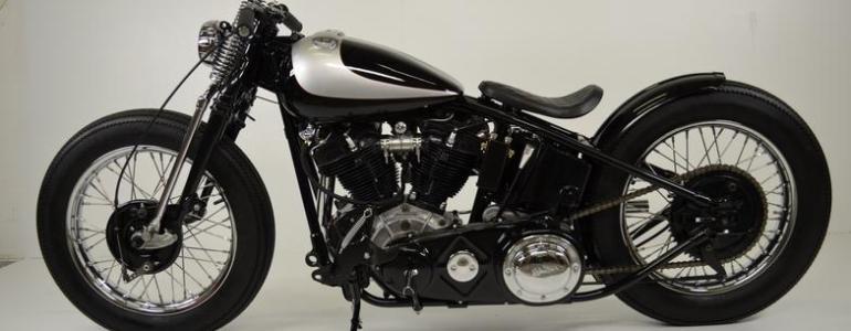 1947 H-D knucklehead  (VIN# 47FL11530)