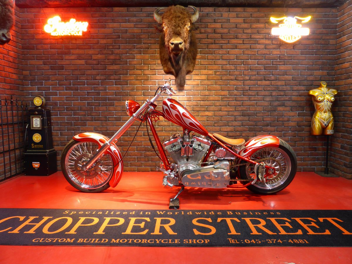 West Coast Chopper スタイル(CFL)