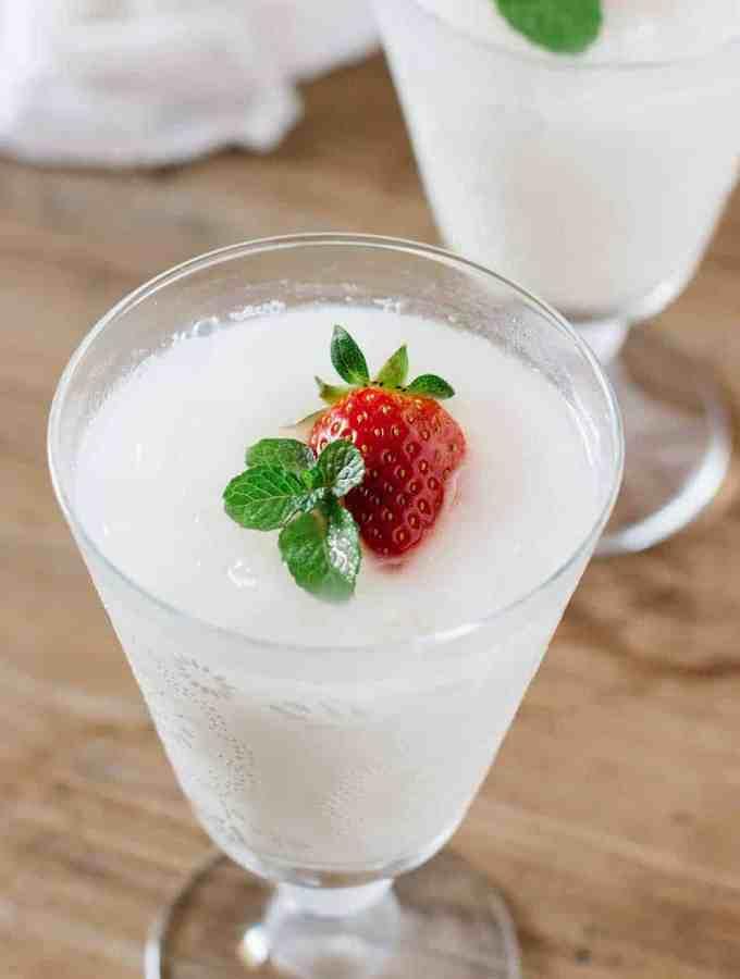 Calpis Japanese drink