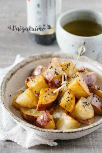 Daigakuimo Japanese sweet potato bite 大学芋
