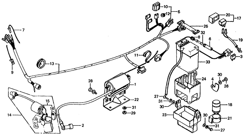 Wiring Diagram For A 73 78 Ford F100 Electrical Circuit Electrical