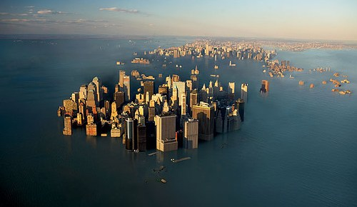NY sea level rise