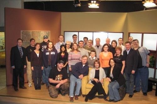 CKX-TV Staff