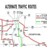 Highway 75 Alternative Routes