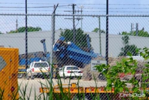 Manitoba Hydro Crane Accident