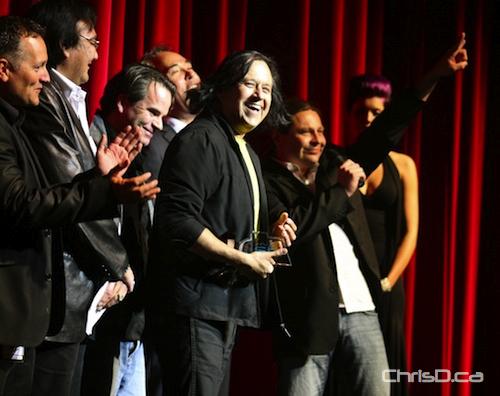 Eagle and Hawk - 2009 Western Canadian Music Awards