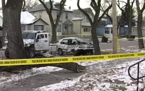 Fatal Stolen Hummer Car Crash