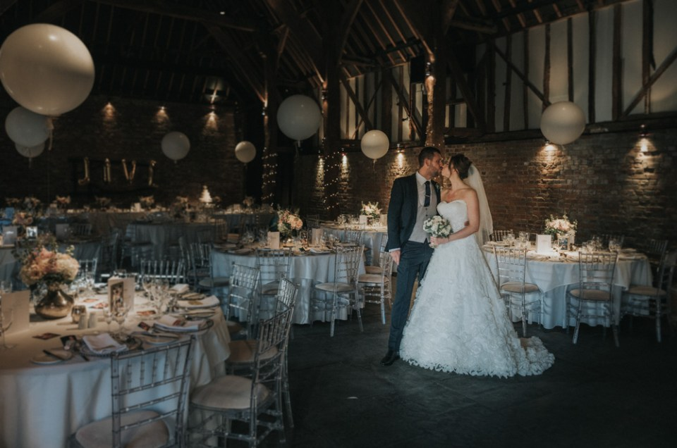 The Wonderful Wedding of Lucy & James - Cooling Castle Wedding Photography