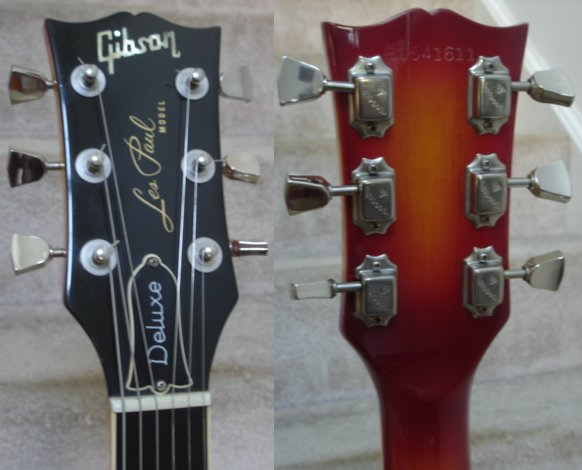 Chris\u0027 Guitars - Gibson Les Paul, SG, Explorer, Firebird, Vintage
