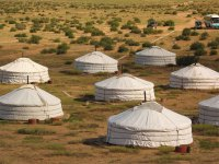 Anthropology, Mongolia and more... The ger
