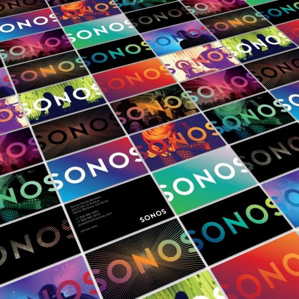 Sonos brand