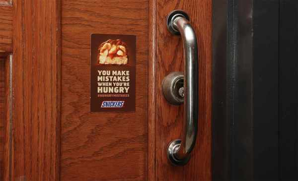 snickers Door