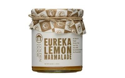 Eureka Lemon Marmalade Golden Door
