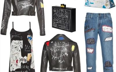 alice+Olivia collaborates with Basquiat