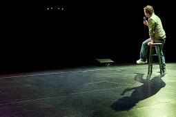 2010_01_10 - 1 - Pauly Shore - Nanaimo