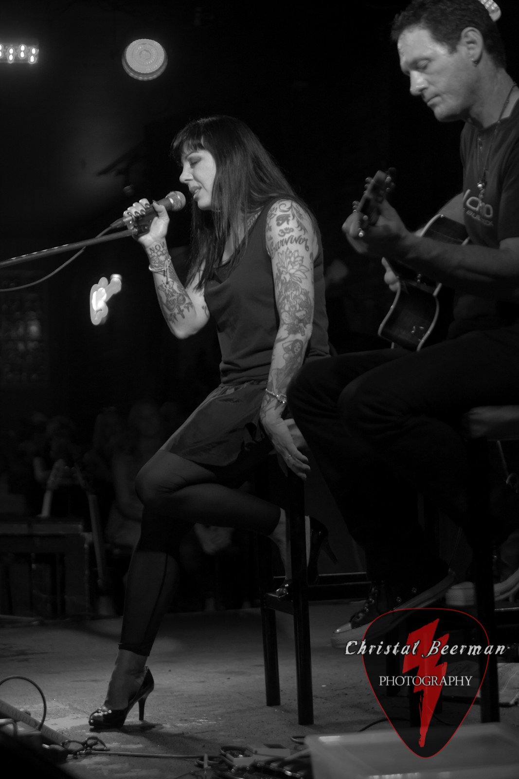 Bif Naked @ The Queens Nanaimo. May 10, 2016