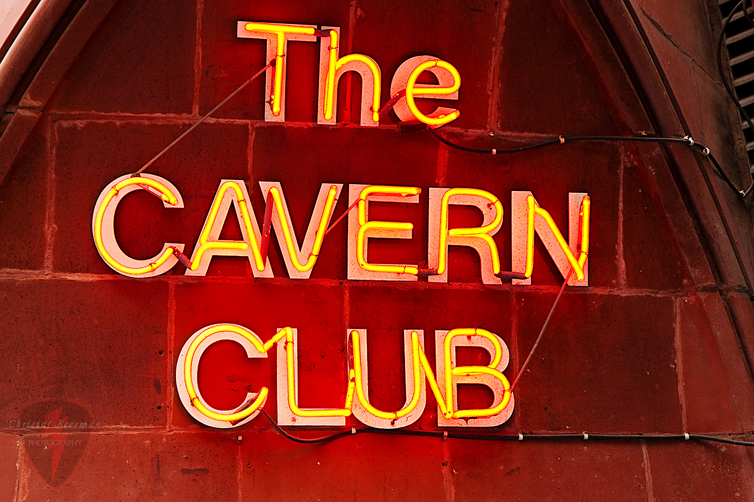 The Cavern Club, Liverpool, UK ~ Christal Beerman Photography